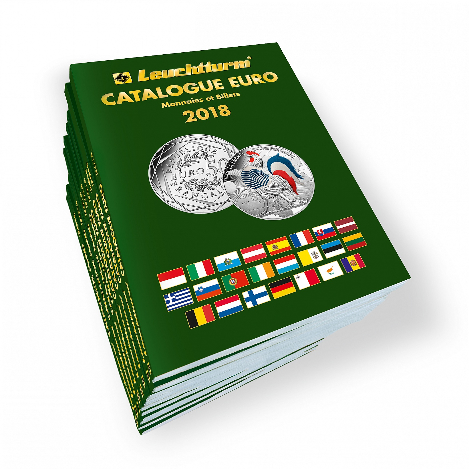 Catalogue euro 2018 Leuchtturm