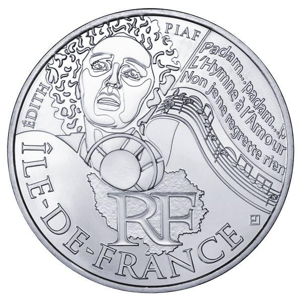 Photo euro des régions 2012 région Basse Normandie