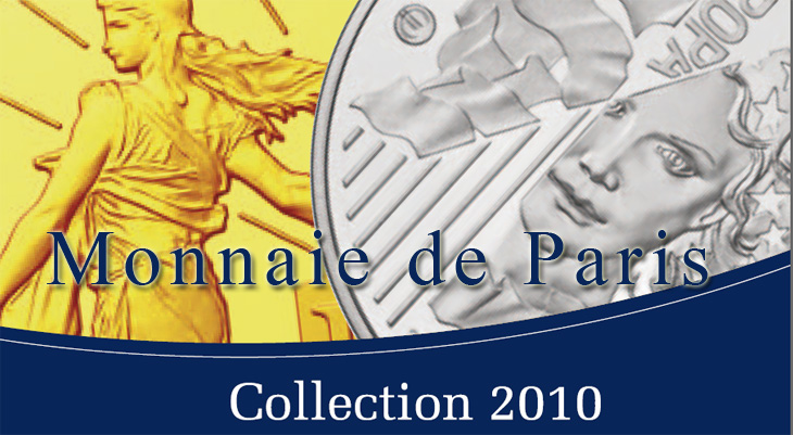 Catalogue 2010 de la Monnaie de Paris