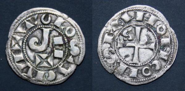 Exemple de monnaie seigneuriale : monnaie seigneuriale des comtes de Toulouse