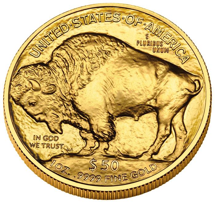 Une pièce d'or d'investissement : l'American Buffalo