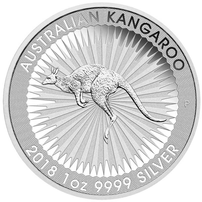 Kangourou 2018 : la pièce d'argent
