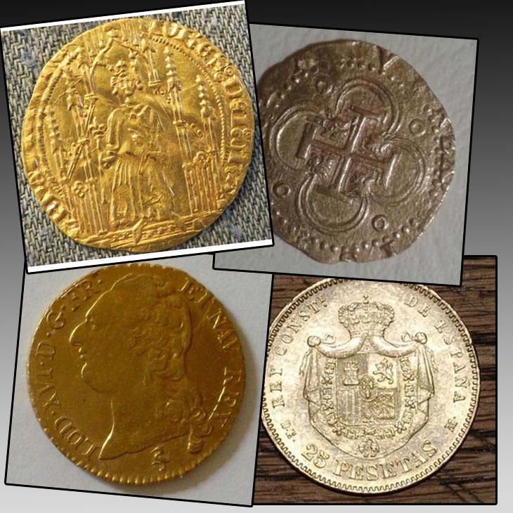 Quelques pièces d'or...