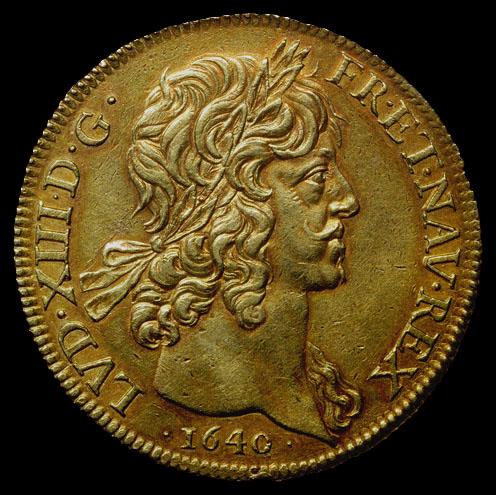 La plus grosse pièce d'or française : la pièce de 10 Louis d'or