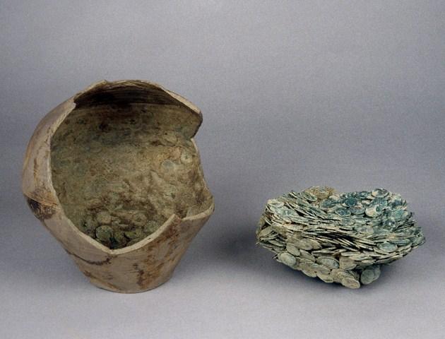 Trésor de monnaies romaines de Chalgrove