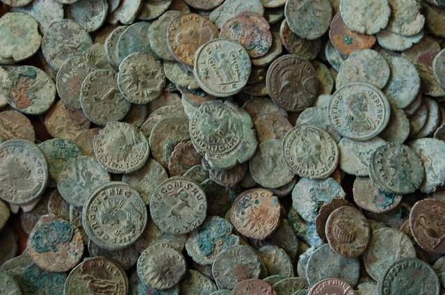 Trésor de monnaies romaines de Frome