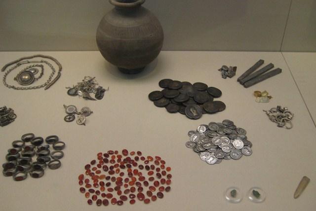 Trésor de monnaies romaines de Snettisham