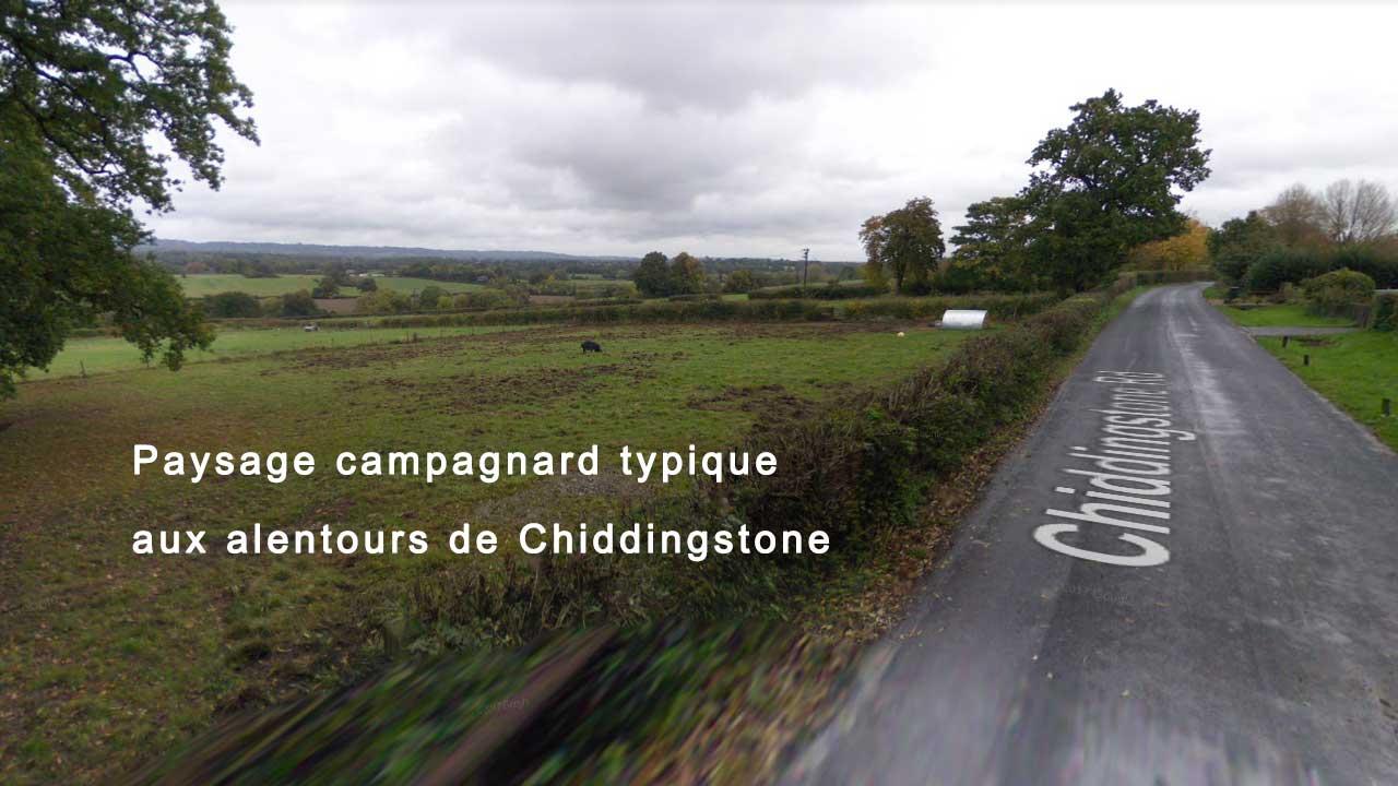 Photo des environs de Chiddingstone