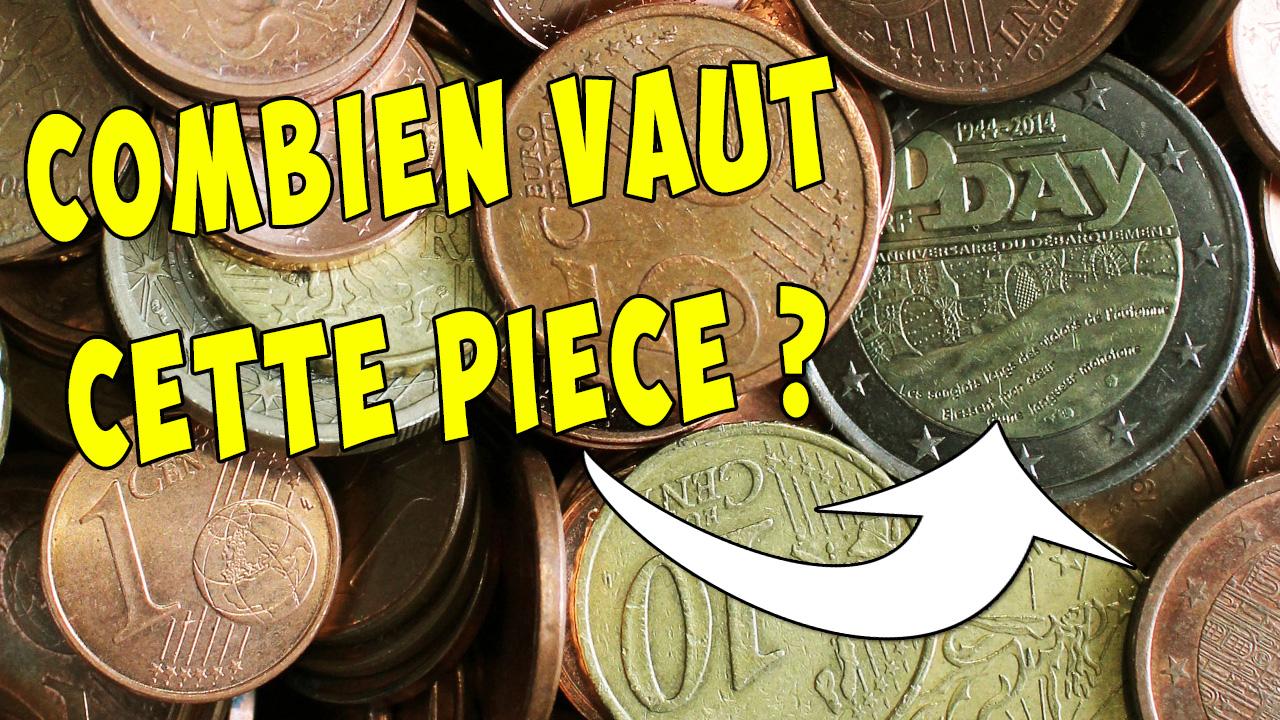 Comment trouver la valeur d'une pièce de monnaie
