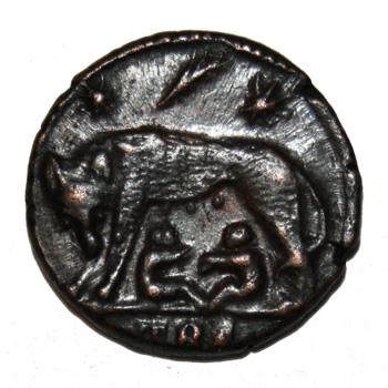 Monnaie Urbs Roma revers