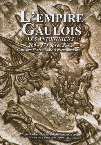Couverture du livre l'Empire Gaulois
