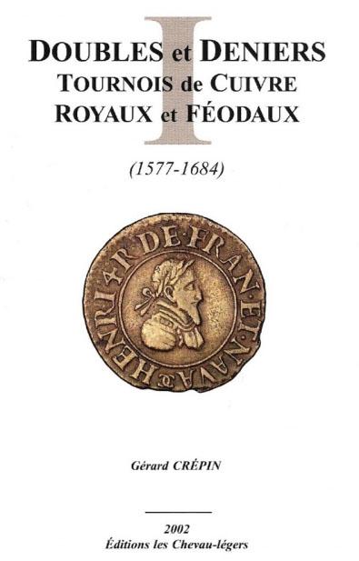 Couverture du livre Doubles Tournois de Gérard Crépin
