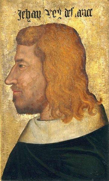 Portrait du roi Jean II le Bon
