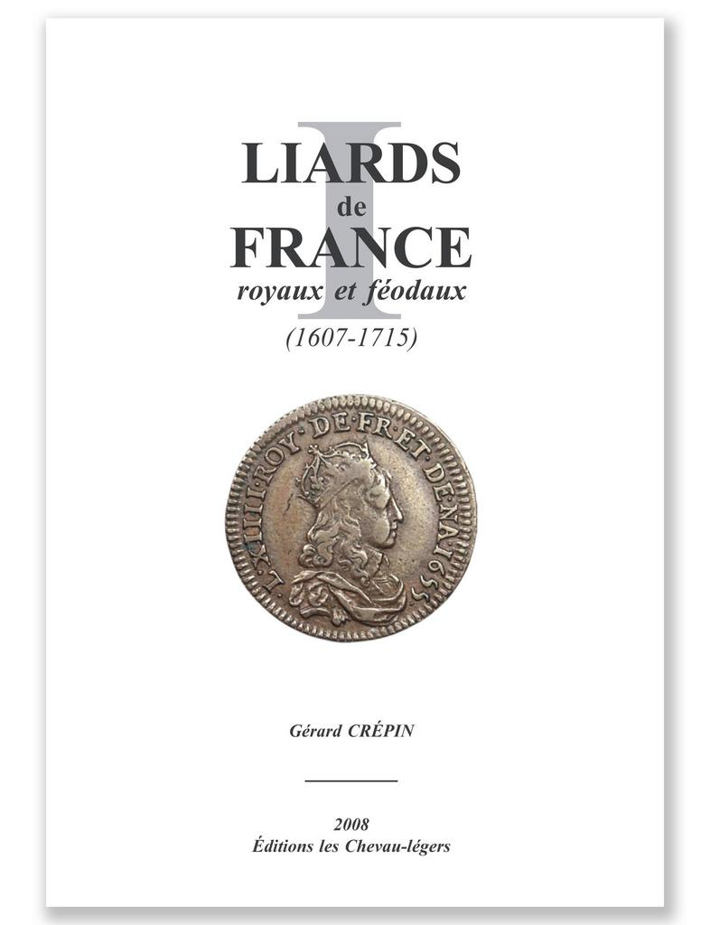 Couverture du livre Liards de France