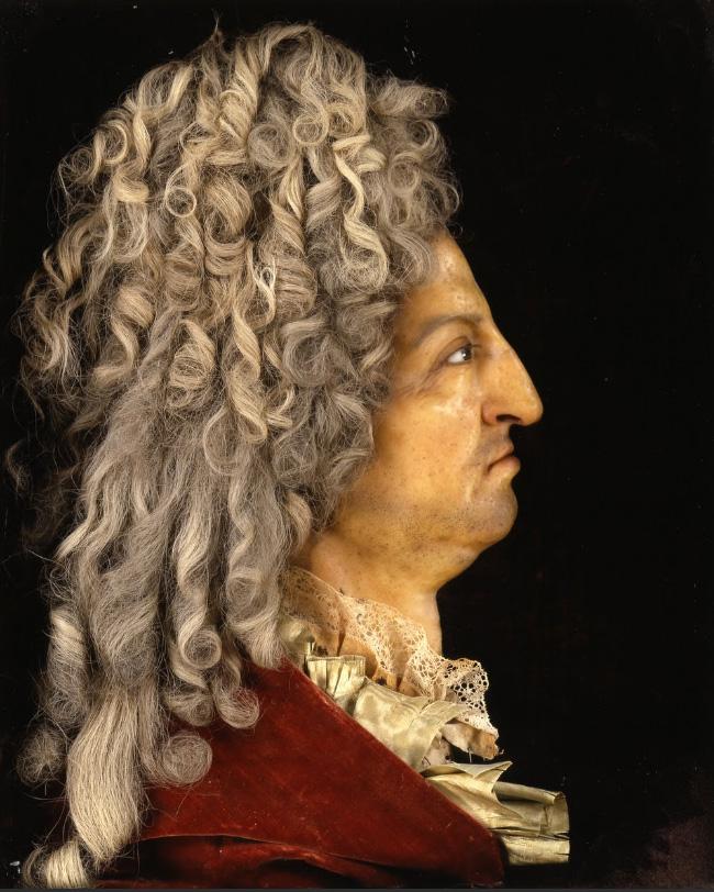 Un extraordinaire portrait de Louis XIV