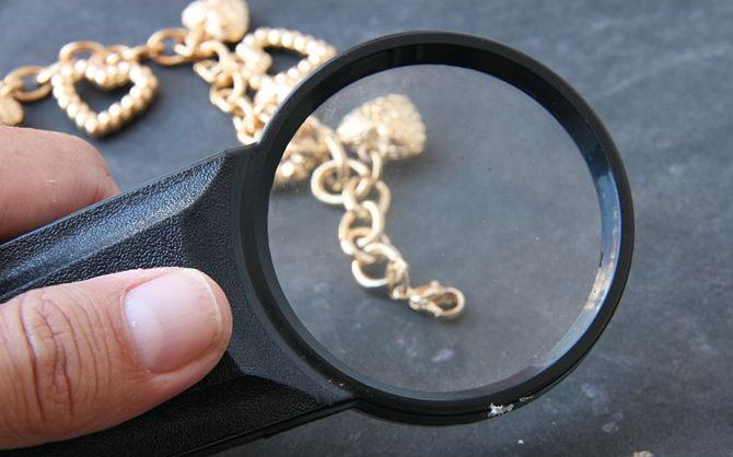 Calculer la valeur de son vieil or