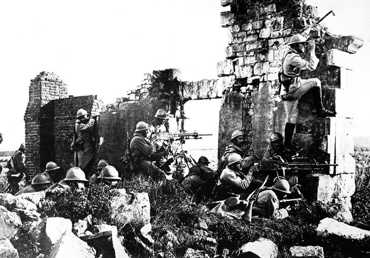 Ludendorff a sous-estimé l'armée française