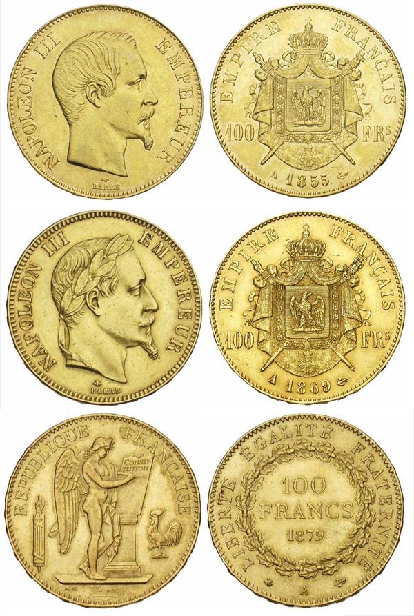 100 Francs Or