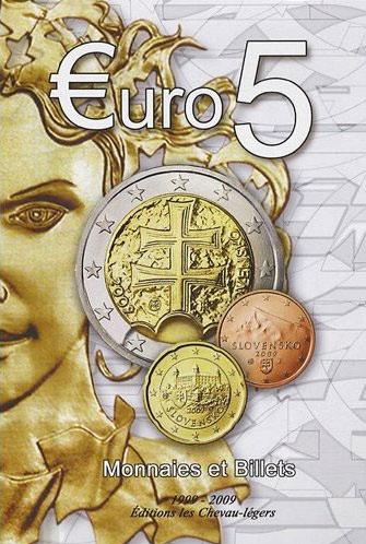 Euro 5 le livre le plus vendu dans la section numismatique !