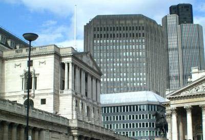 La Banque Centrale d'Angleterre - Baisse Taux d'interet le 05-02-2009