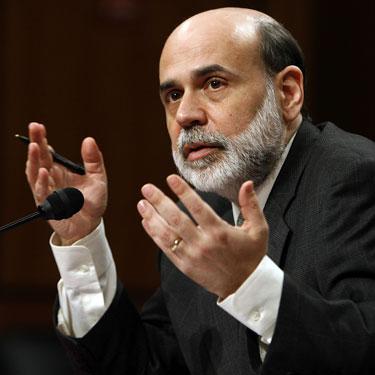 Photo de Ben Bernanke, patron de la Réserve Fédérale des Etats-Unis