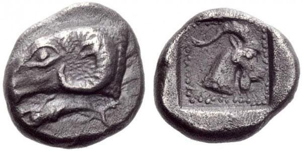 Monnaie Delphes