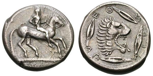 Monnaie Leontini