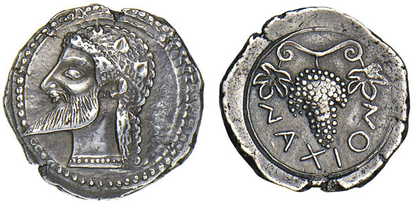 Monnaie Naxos