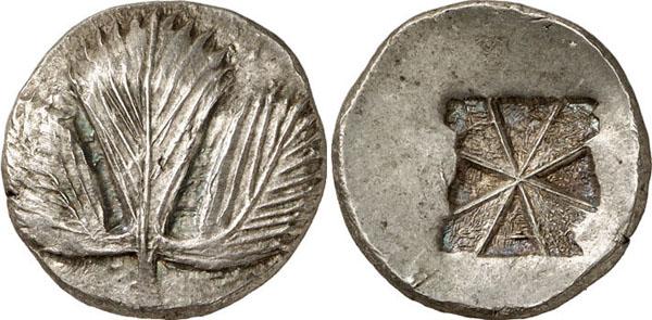 Monnaie Selinonte