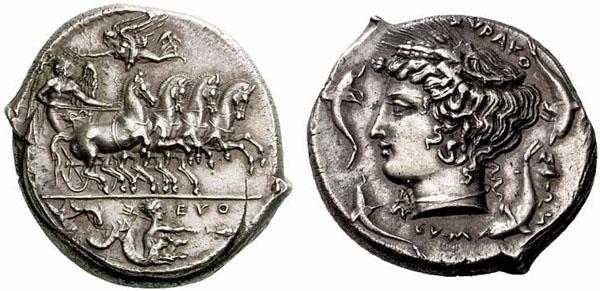 Monnaie Syracuse