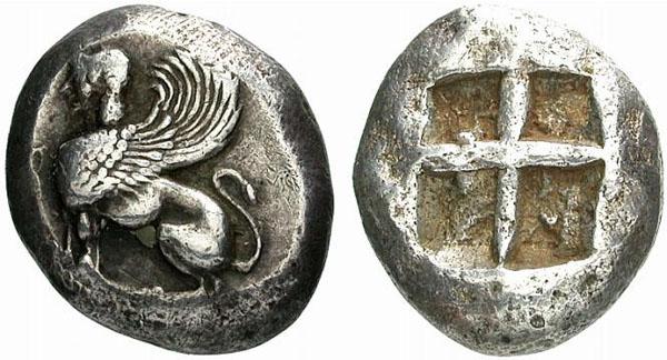 Monnaie Chios