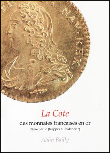 Cote des monnaies françaises en or volume 2