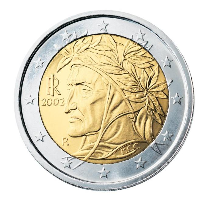 Faces Nationales Des Pieces De 2 Euro