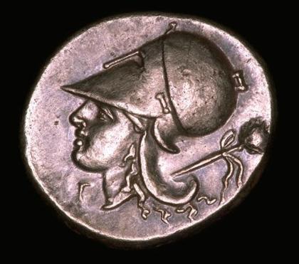 18. Thyrse, sceptre de Dionysos