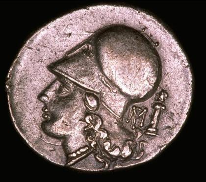 5. Herme, borne avec la tête d'Hermes sur une colonne