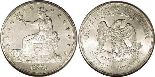 6 Trade-dollar-(1873-1885)