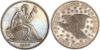 4 Gobrecht dollar (1836-1839)