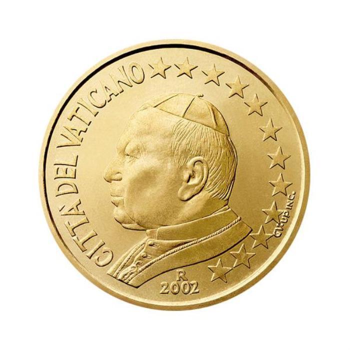 18 Pièce 50 centimes Vatican VA 050 2005