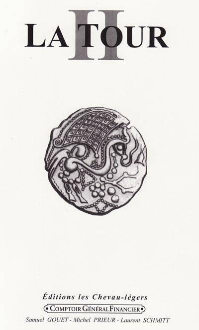 Couverture de l'Atlas des monnaies gauloises de La Tour (
