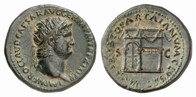 Dupondius de Néron