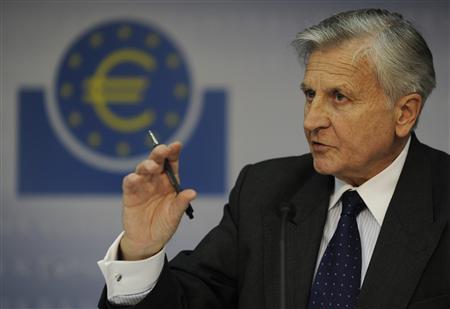 Jean Claude Trichet, patron de la BCE, doit annoncer aujourd'hui une nouvelle baisse des taux d'intérêt