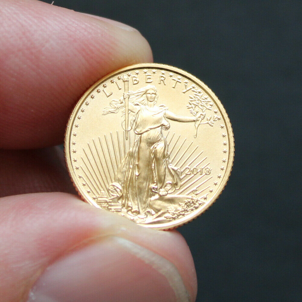 Once American Gold Eagle