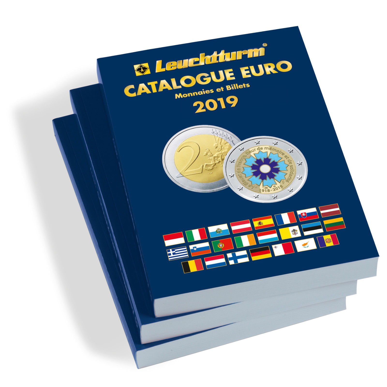 Catalogue euro 2019 Leuchtturm