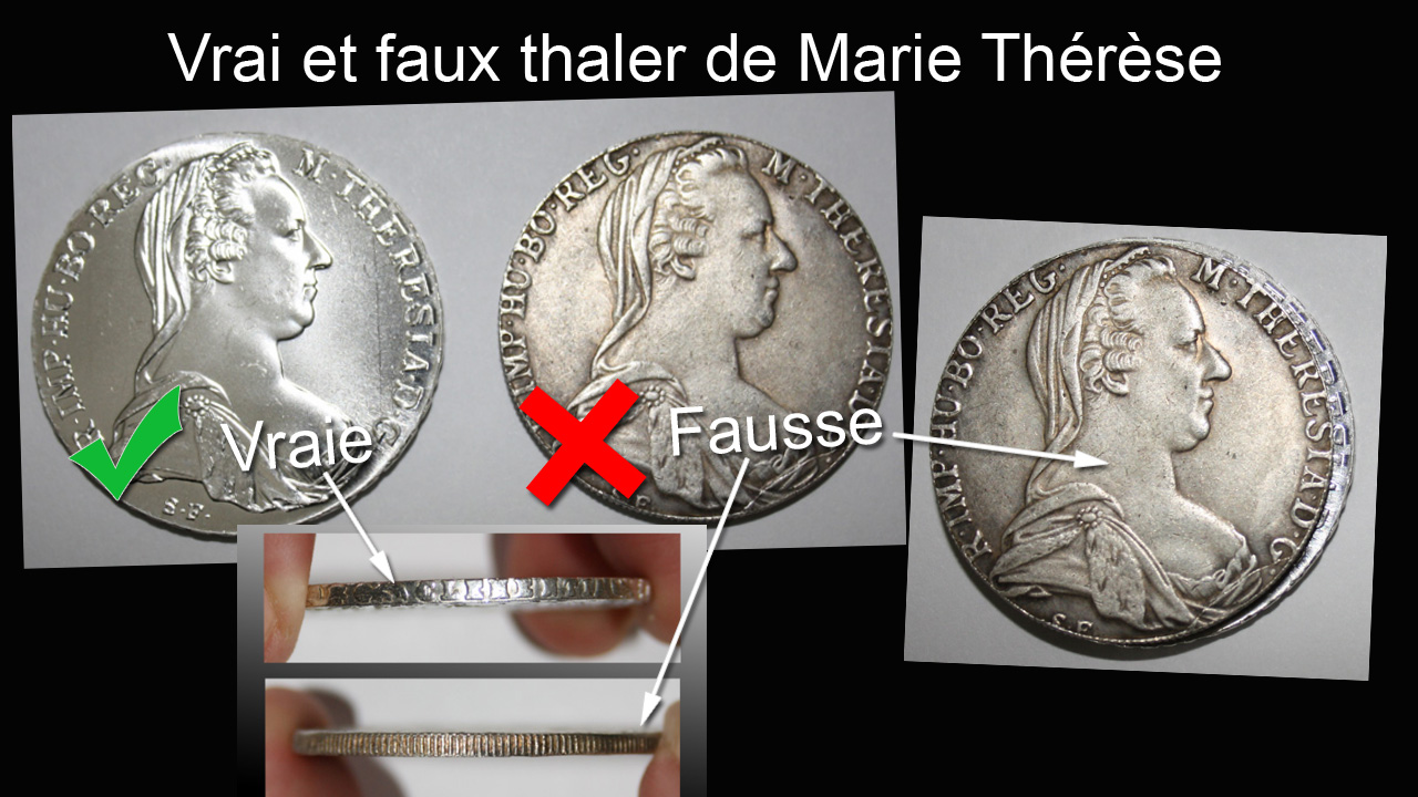Vrai et fausse monnaie : des vérifications simples