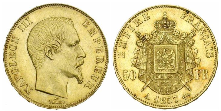 50 francs or