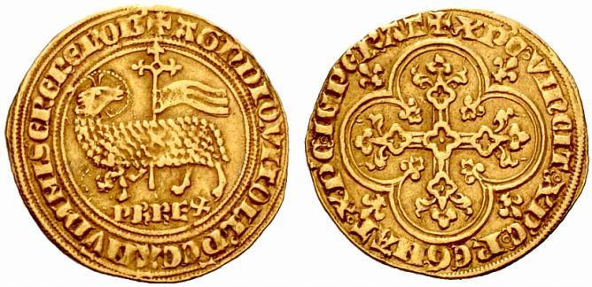 Agnel d'or