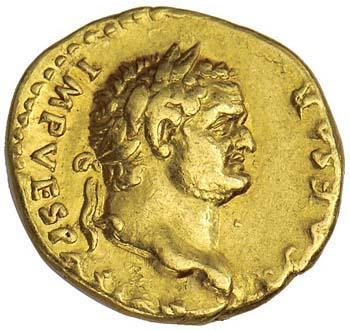 Portrait de Titus (79-81 après JC)