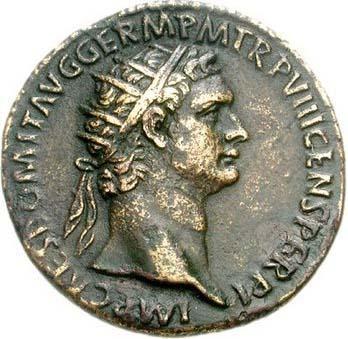 Portrait de Domitien (81-96 après JC)