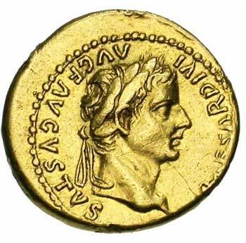 Portrait de Tibère (14-37 après JC)