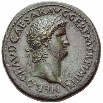 Portrait de Néron (54-68 après JC)
